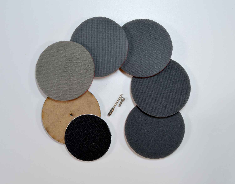 Kit de ponçage pour pâte polymère
