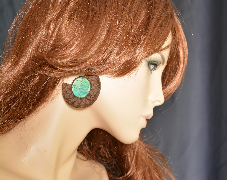 Earring - Turquoise