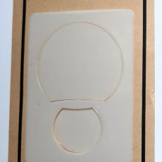 gabarit pâte polymère