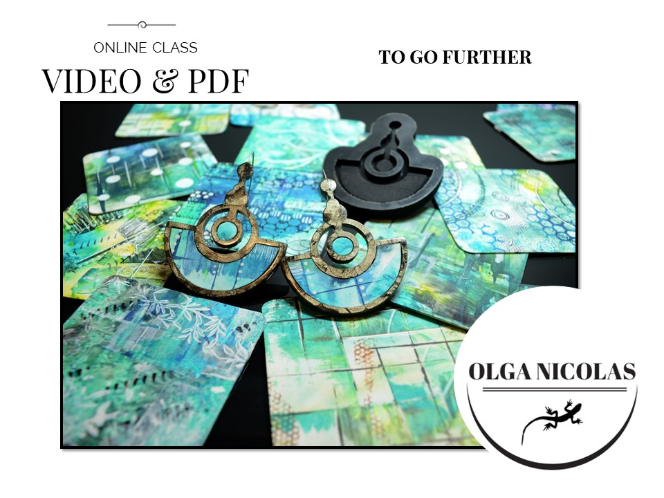 Online course polymer clay