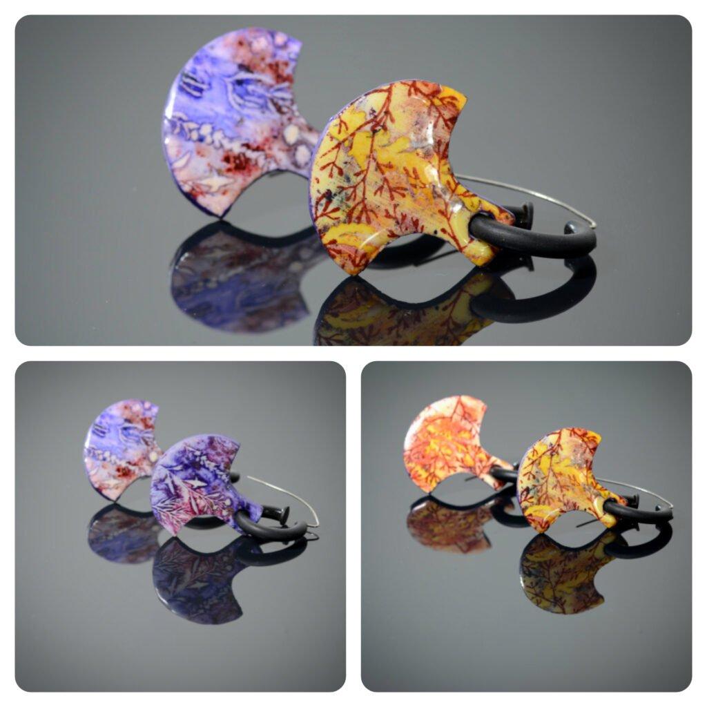 reversible earrings