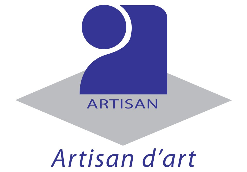 logo artisan d'art français